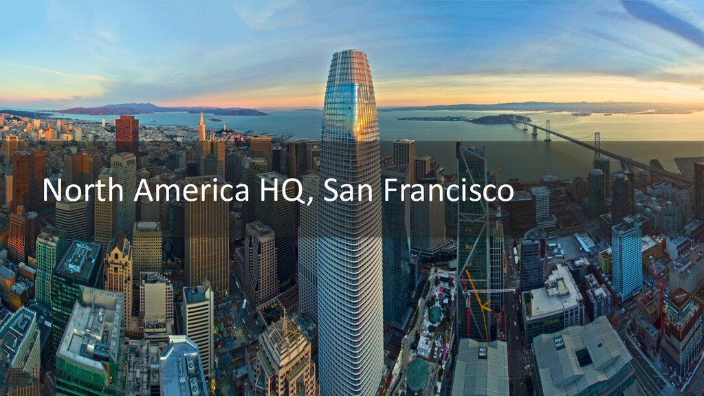 North America HQ, San Francisco