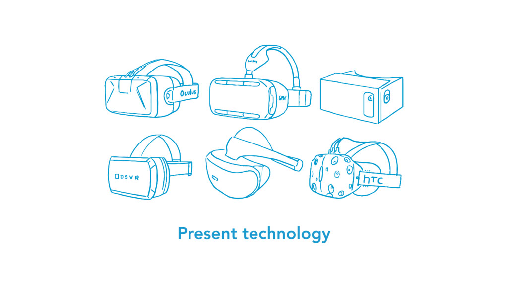 Present technology