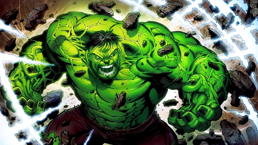 What was a recent 'Hulk' moment?