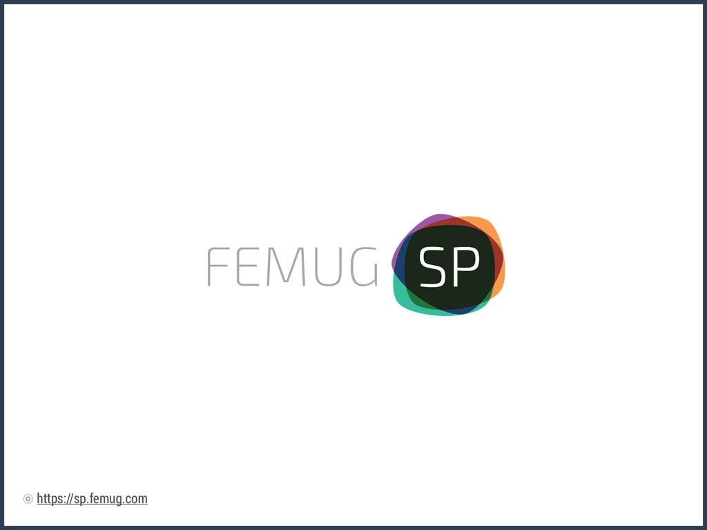 https://sp.femug.com ⡗ FEMUG