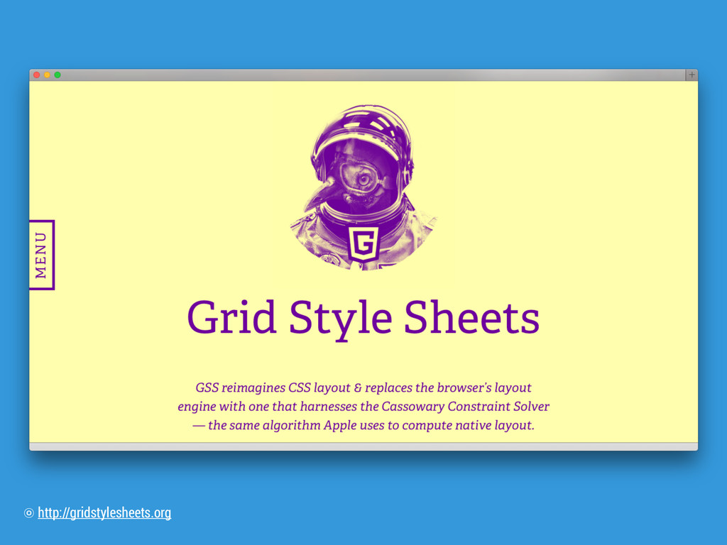 http://gridstylesheets.org ⡗