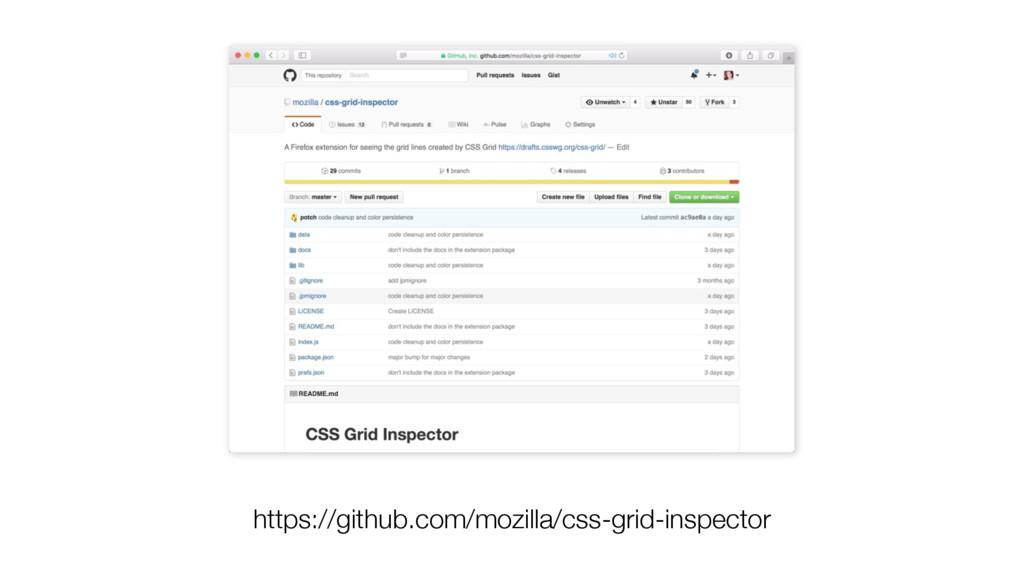https://github.com/mozilla/css-grid-inspector