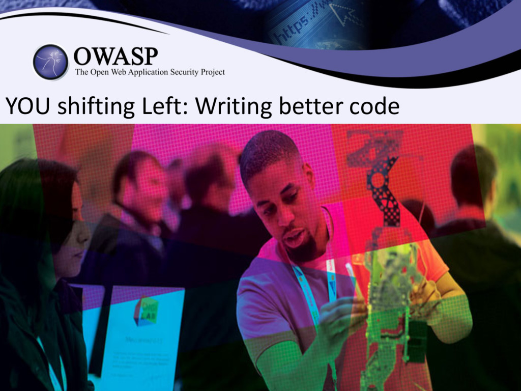 YOU shifting Left: Writing better code