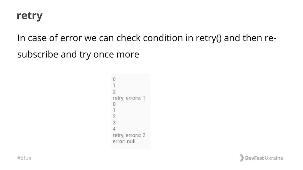 #dfua retry In case of error we can check condi...