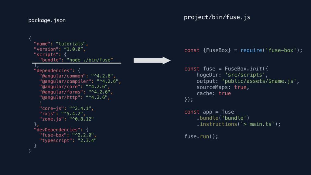 "{ ""name"": ""tutorials"", ""version"": ""1.0.0"", ""..."