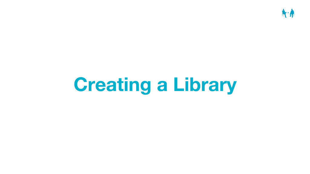 Creating a Library