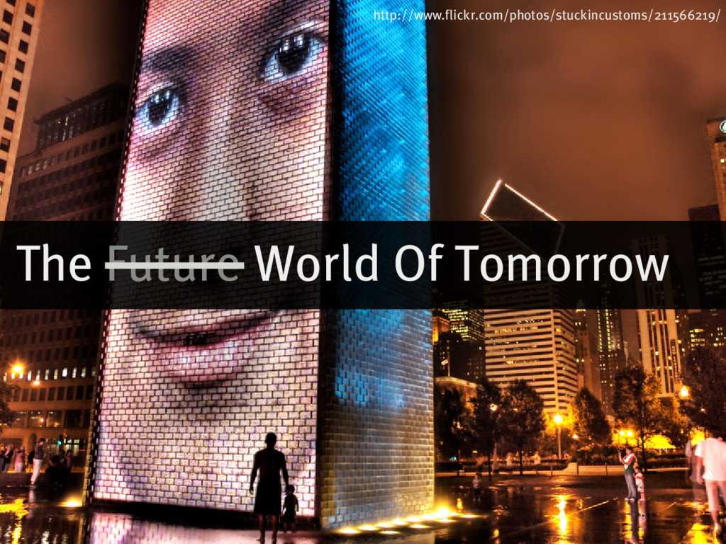 The�Future�World�Of�Tomorrow http://www.flickr....