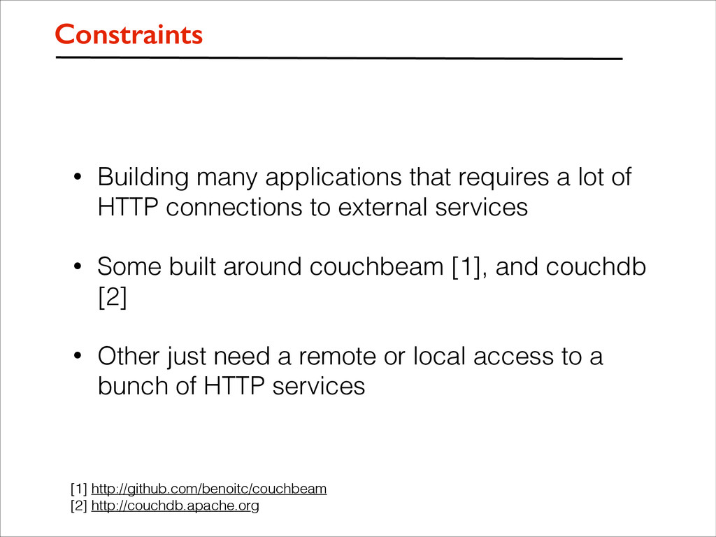 • Building many applications that requires a lo...