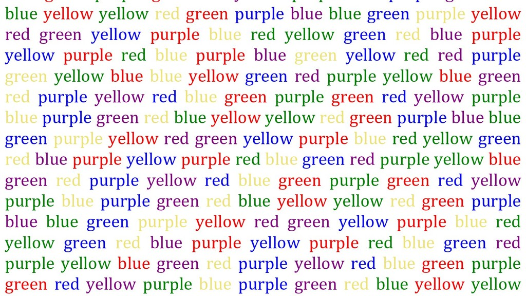 blue yellow yellow red green purple blue blue g...