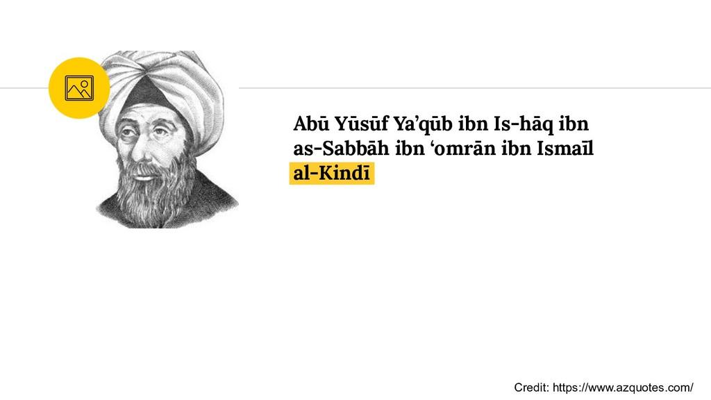 Abū Yūsūf Ya'qūb ibn Is-hāq ibn as-Sabbāh ibn '...