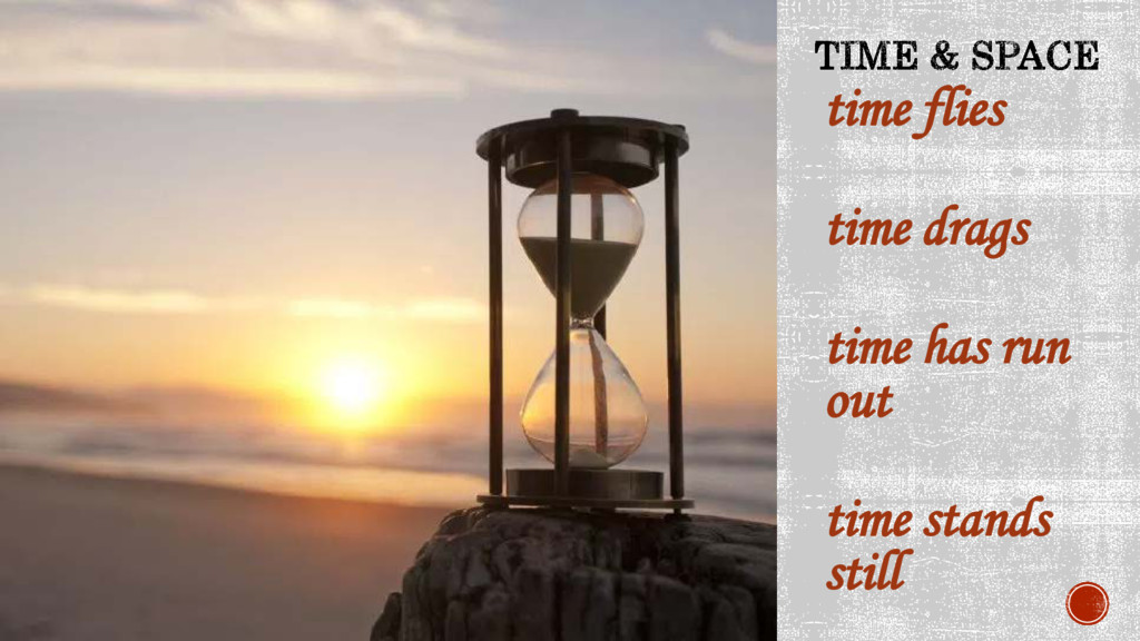 time flies time drags time has run out time sta...