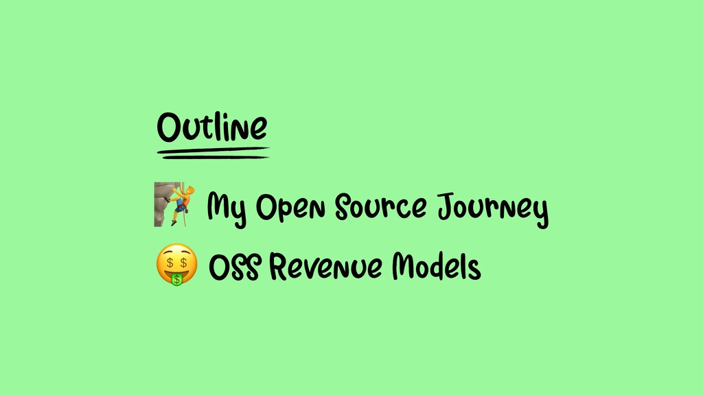 OSS Revenue Models  My Open Source Journey Out...