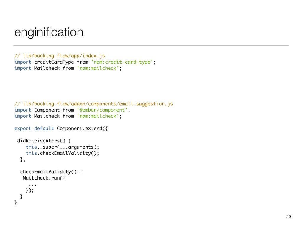 enginification // lib/booking-flow/app/index.js ...