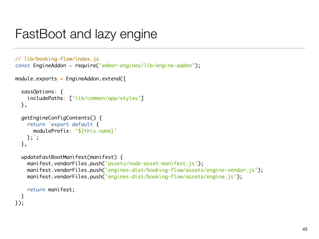FastBoot and lazy engine // lib/booking-flow/in...