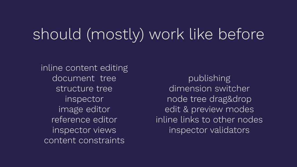 should (mostly) work like before inline content...