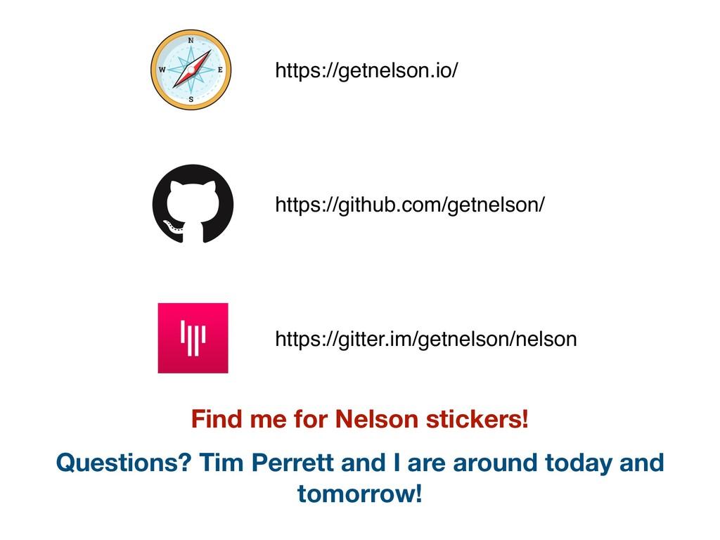 https://getnelson.io/ https://github.com/getnel...