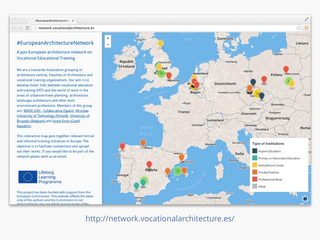 http://network.vocationalarchitecture.es/