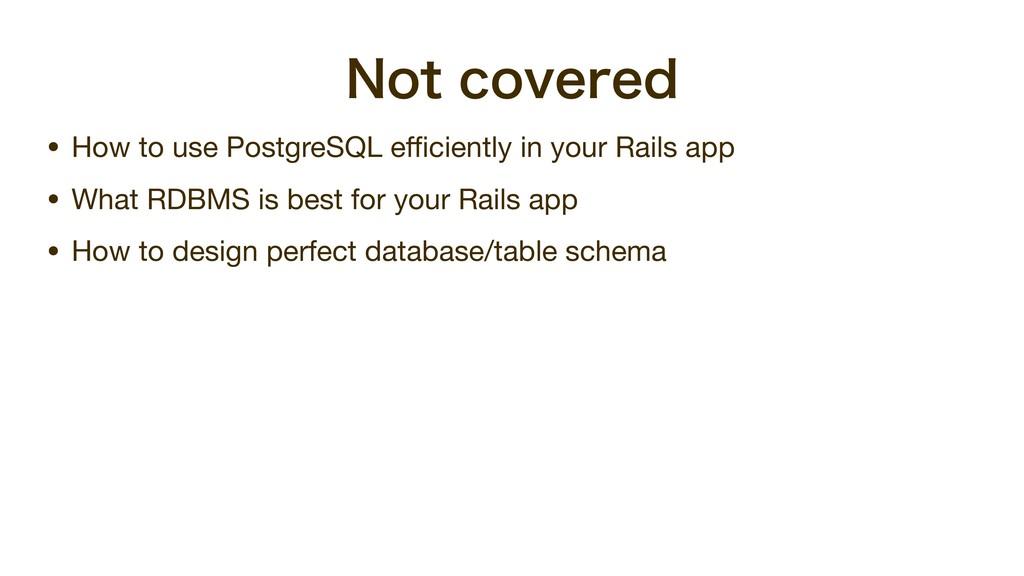 /PUDPWFSFE • How to use PostgreSQL efficiently i...