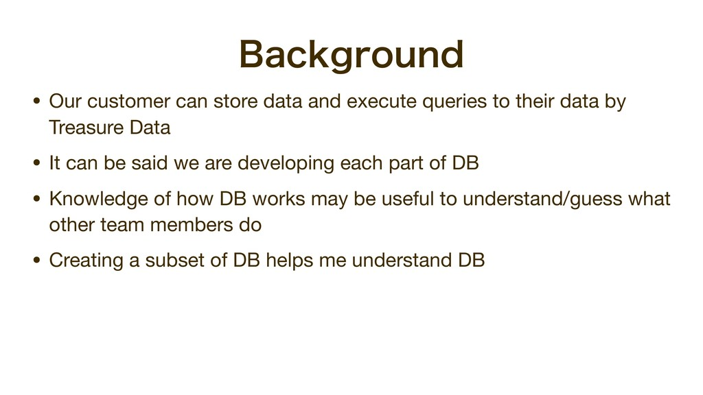 #BDLHSPVOE • Our customer can store data and ex...