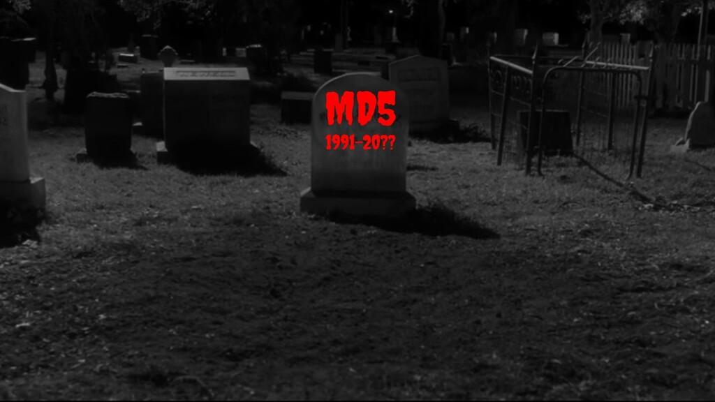 MD5 1991-20??