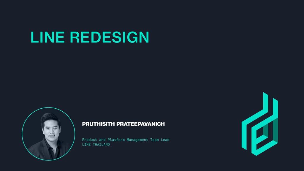 PRUTHISITH PRATEEPAVANICH Product and Platform ...