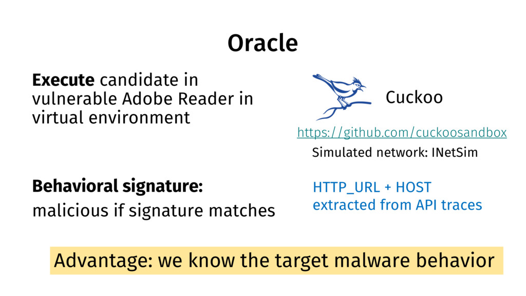Oracle Execute candidate in vulnerable Adobe Re...