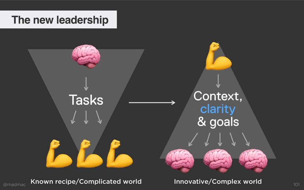 @madmac 101 The new leadership 💪 🧠 💪💪 🧠 🧠 💪 🧠 T...