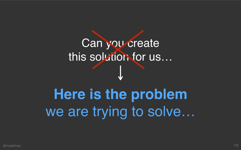 @madmac Here is the problem we are trying to s...