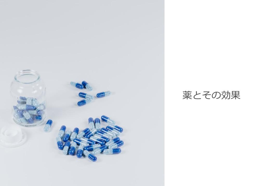 薬とその効果