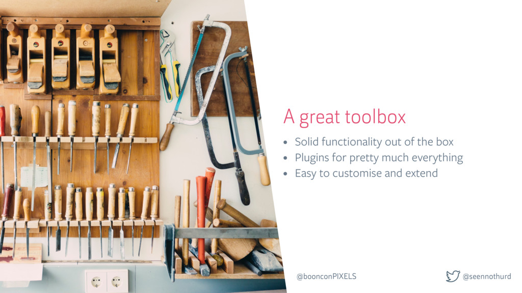 @seennothurd A great toolbox • Solid functional...