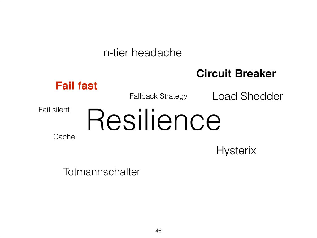 Resilience n-tier headache Circuit Breaker Fail...