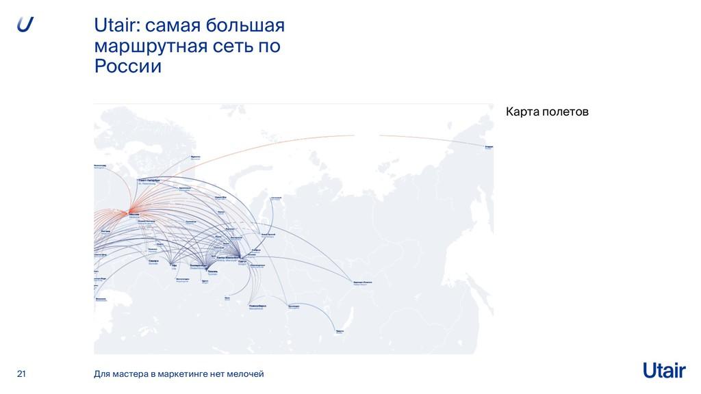 Utair: самая большая маршрутная сеть по России ...