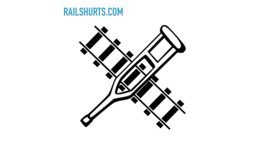 RAILSHURTS.COM
