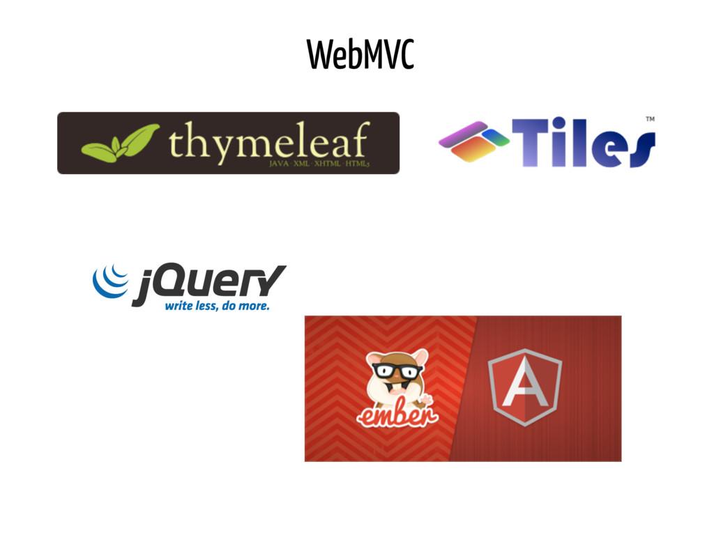 WebMVC
