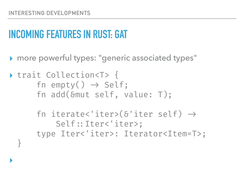 INTERESTING DEVELOPMENTS INCOMING FEATURES IN R...
