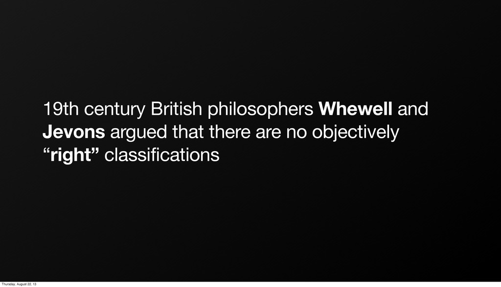 19th century British philosophers Whewell and J...