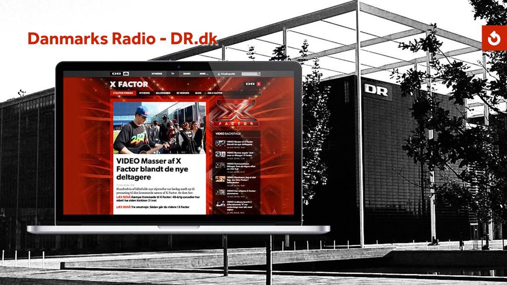 Danmarks Radio - DR.dk