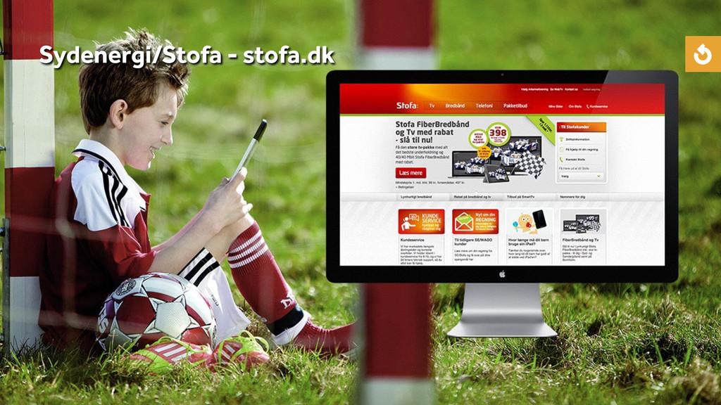 Sydenergi/Stofa - stofa.dk