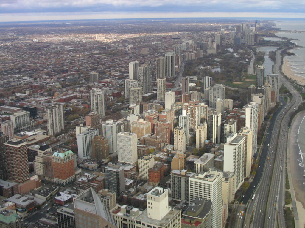 data-driven city