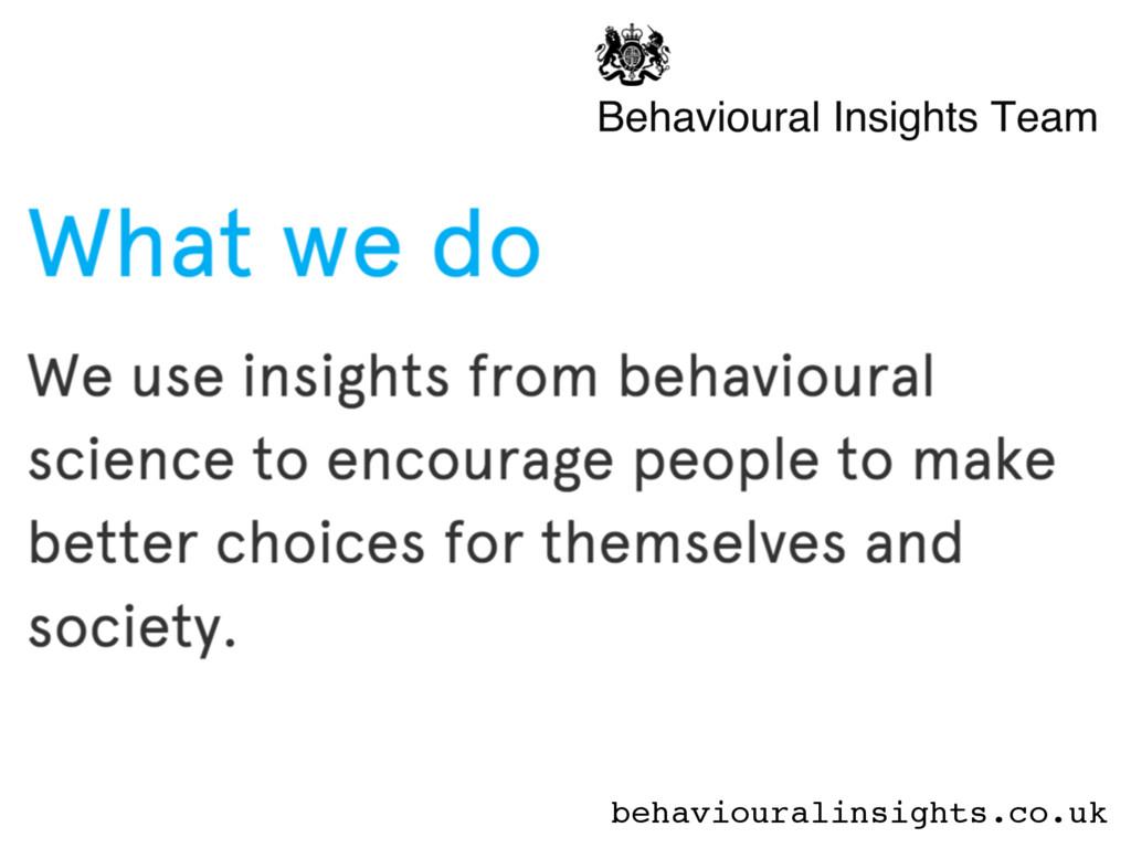 behaviouralinsights.co.uk