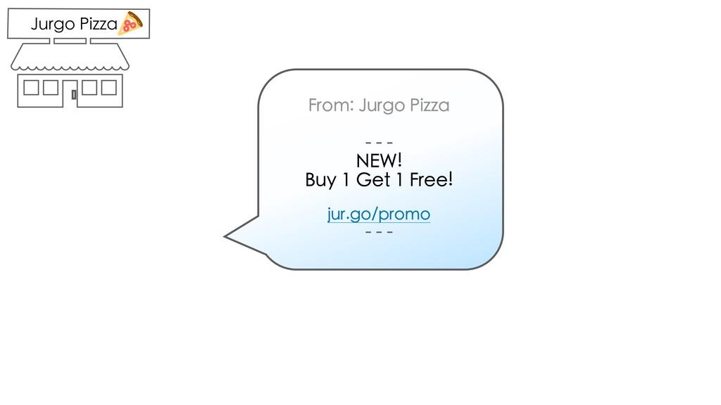 Jurgo Pizza From: Jurgo Pizza - - - NEW! Buy 1 ...