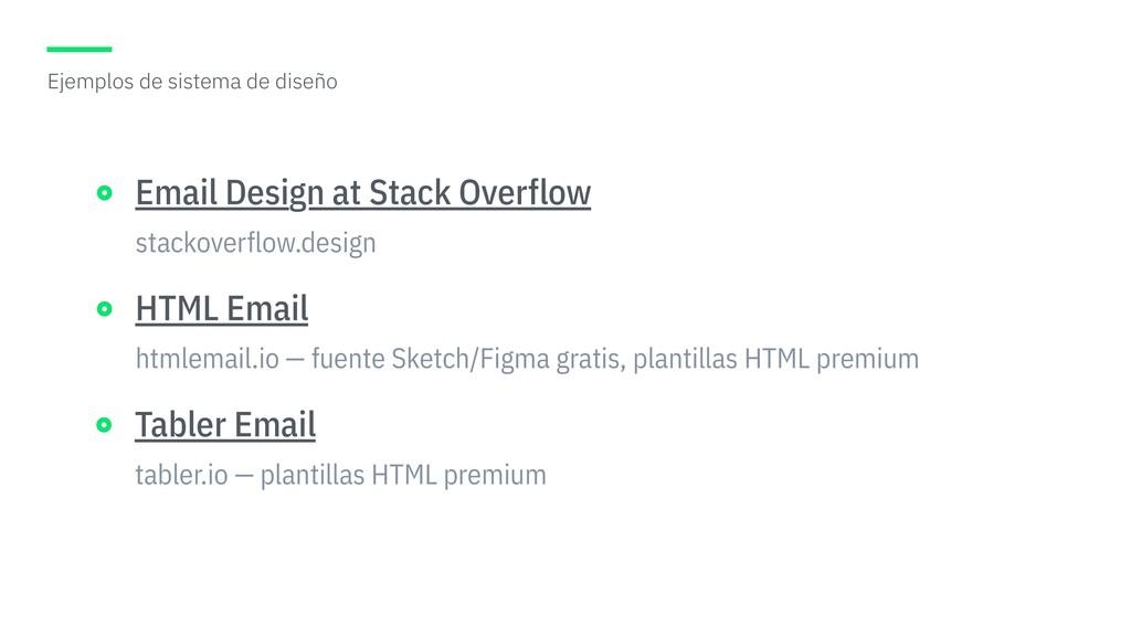 stackoverflow.design Email Design at Stack Over...