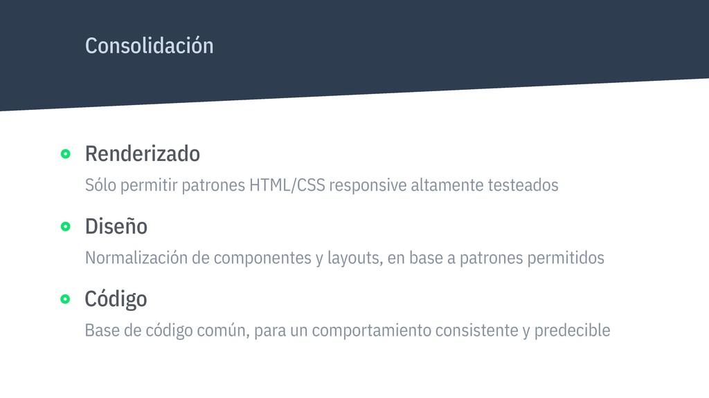 Sólo permitir patrones HTML/CSS responsive alta...