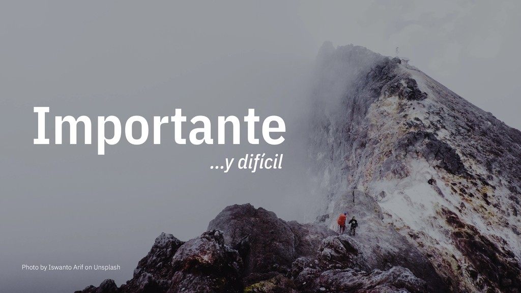 …y difícil Importante Photo by Iswanto Arif on ...