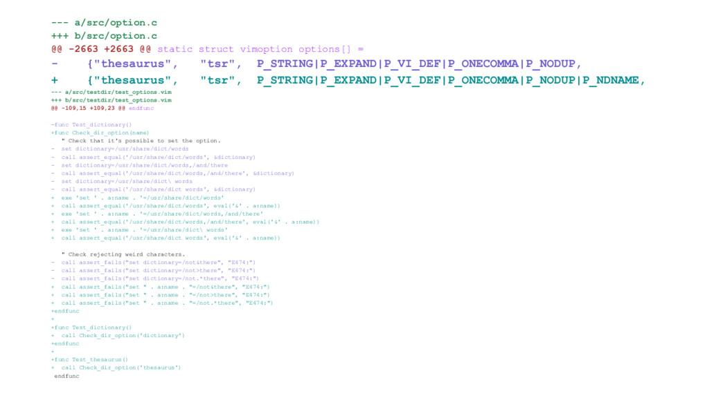 --- a/src/option.c +++ b/src/option.c @@ -2663 ...