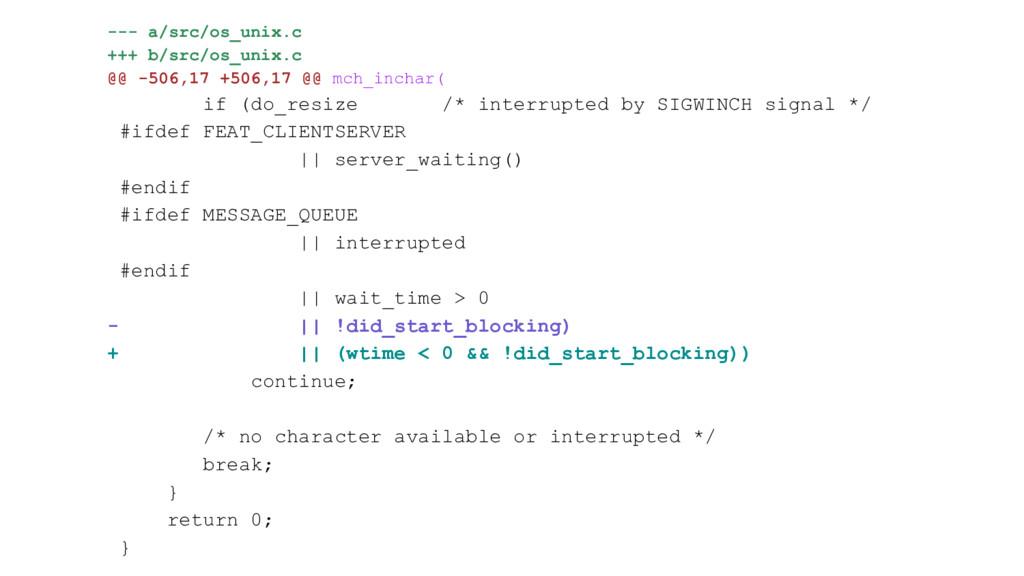--- a/src/os_unix.c +++ b/src/os_unix.c @@ -506...