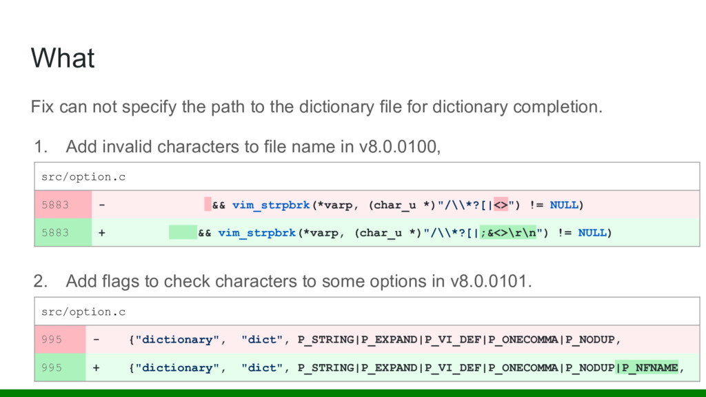Fix can not specify the path to the dictionary ...