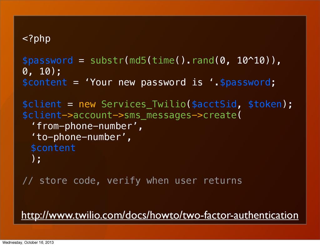 http://www.twilio.com/docs/howto/two-factor-aut...
