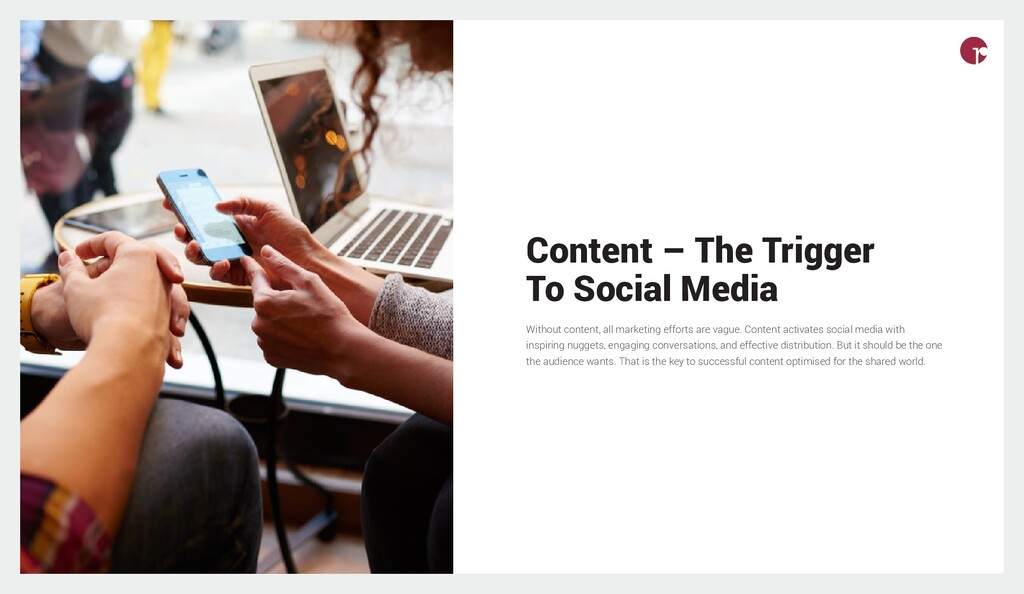 Content – The Trigger To Social Media Without c...
