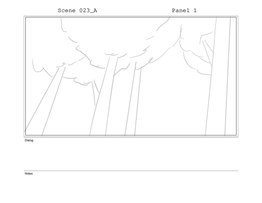 Scene 023_A Panel 1 Dialog Notes